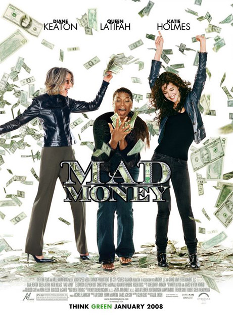 Mad Money Poster #1