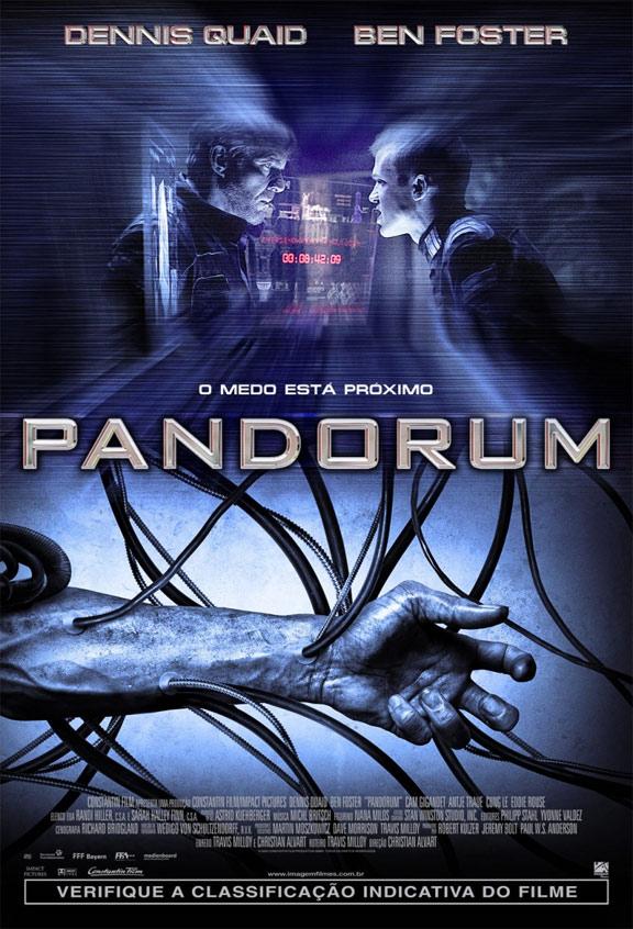 Pandorum Poster #8