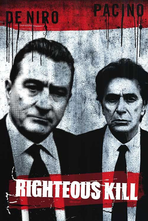 Righteous Kill Poster #2