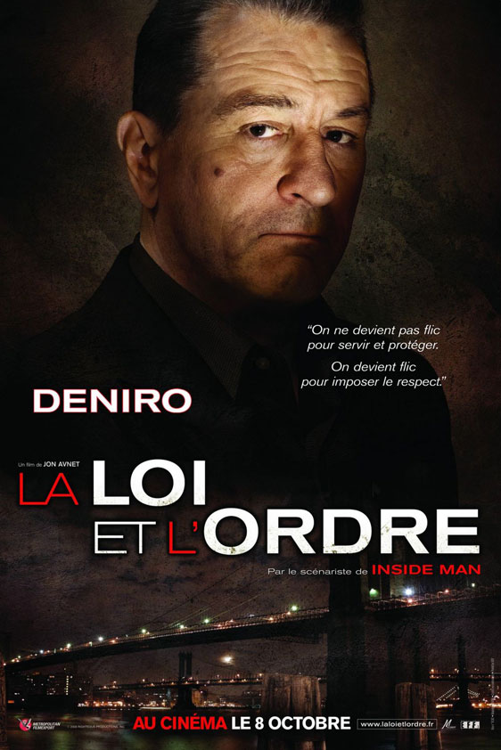 Righteous Kill Poster #7