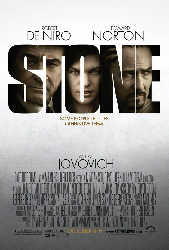 Stone Poster #2