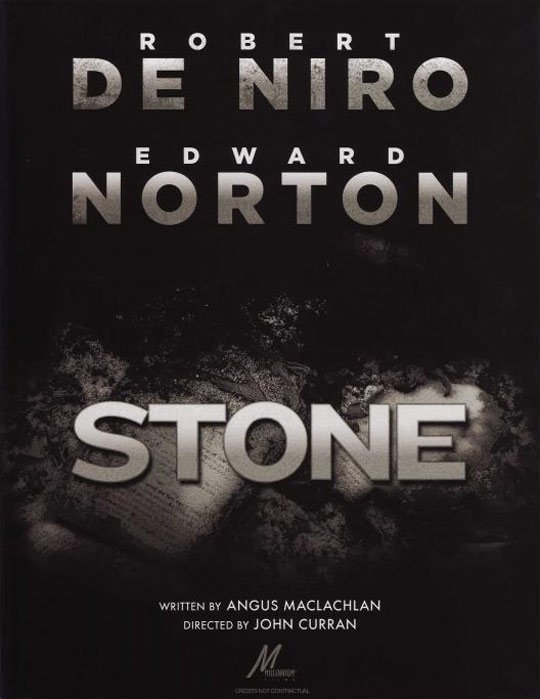 Stone Poster #1