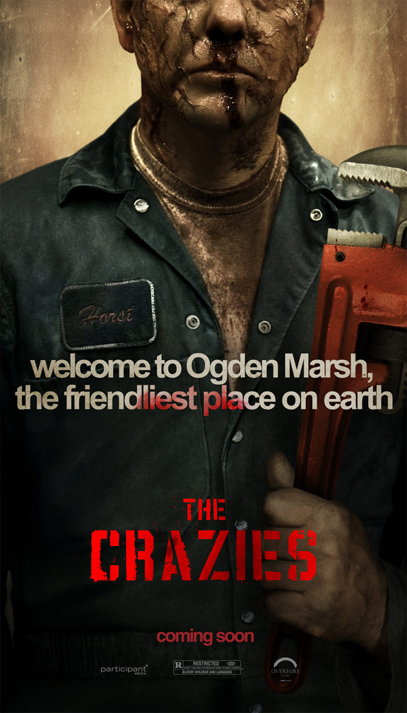 The Crazies Poster #4