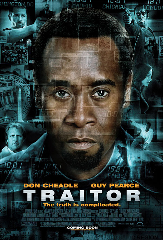 Traitor Poster #1