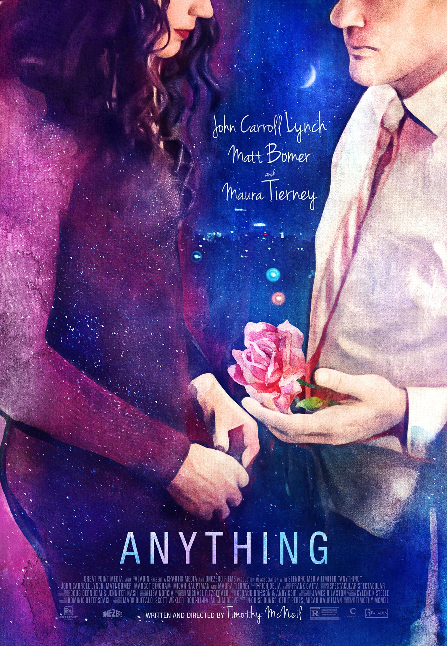 Anything Poster #1