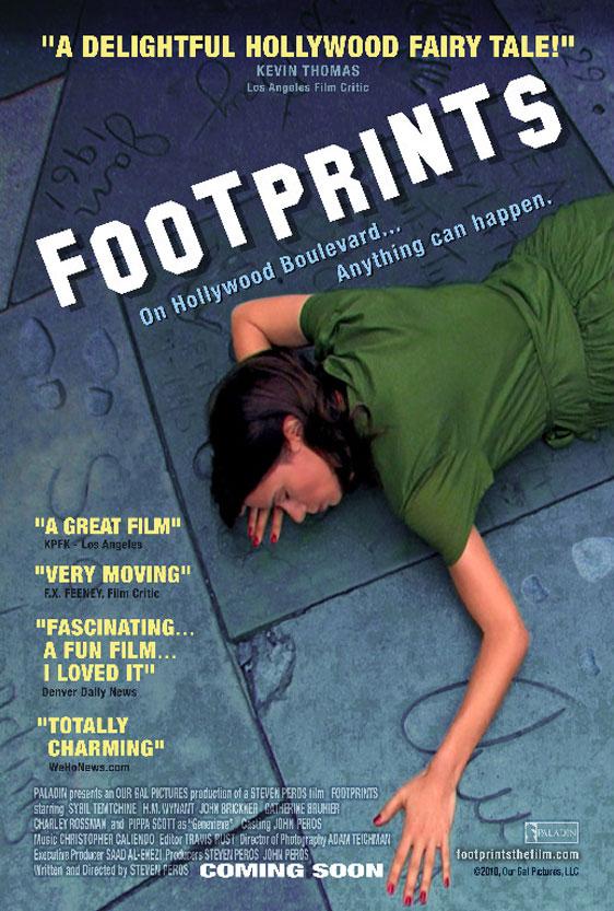 Footprints Poster #1