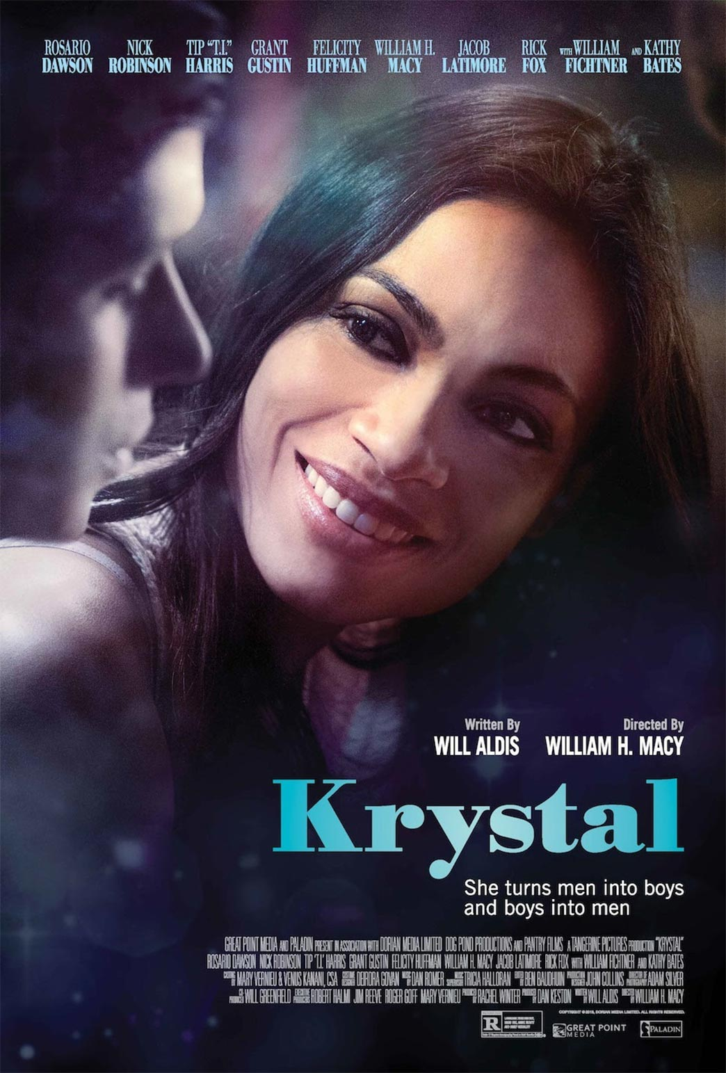 Krystal Poster #1