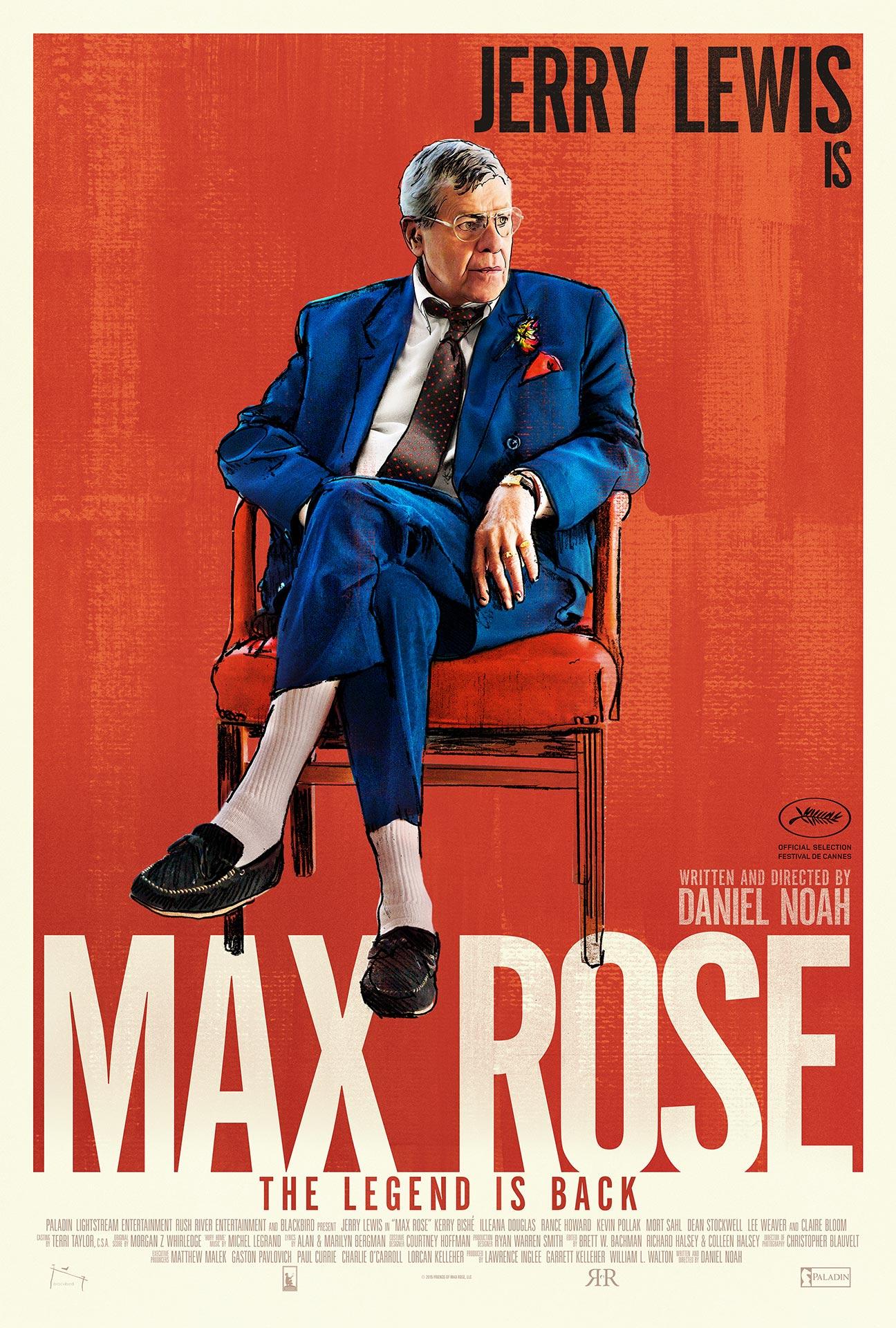 Max Rose Poster #1