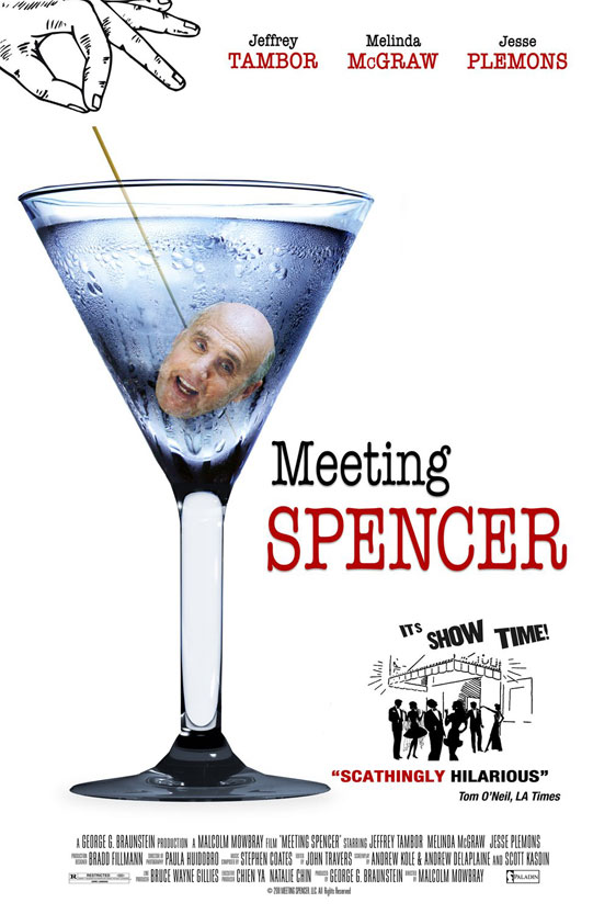 Meeting Spencer Poster #2