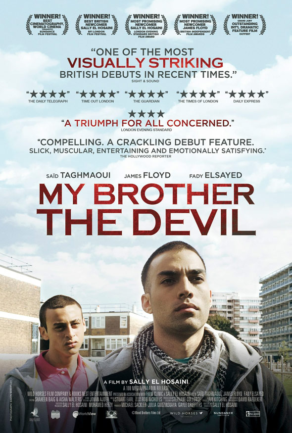My Brother the Devil Poster #1