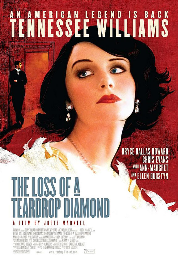 The Loss of a Teardrop Diamond Poster #1