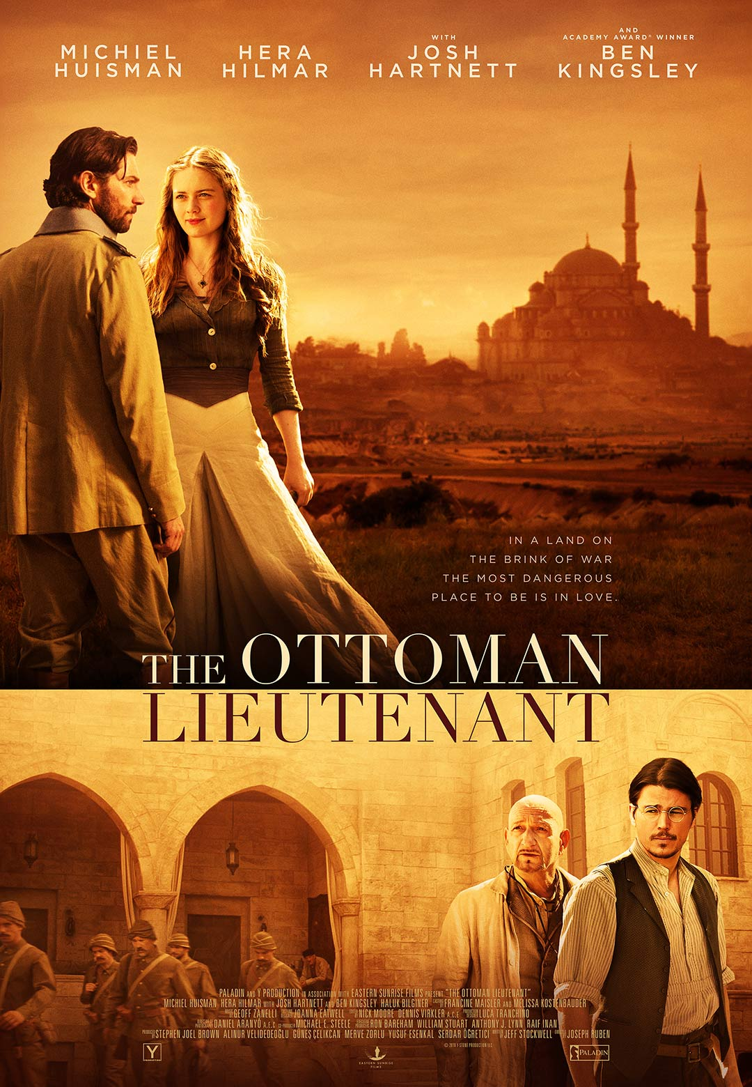 The Ottoman Lieutenant Poster #1