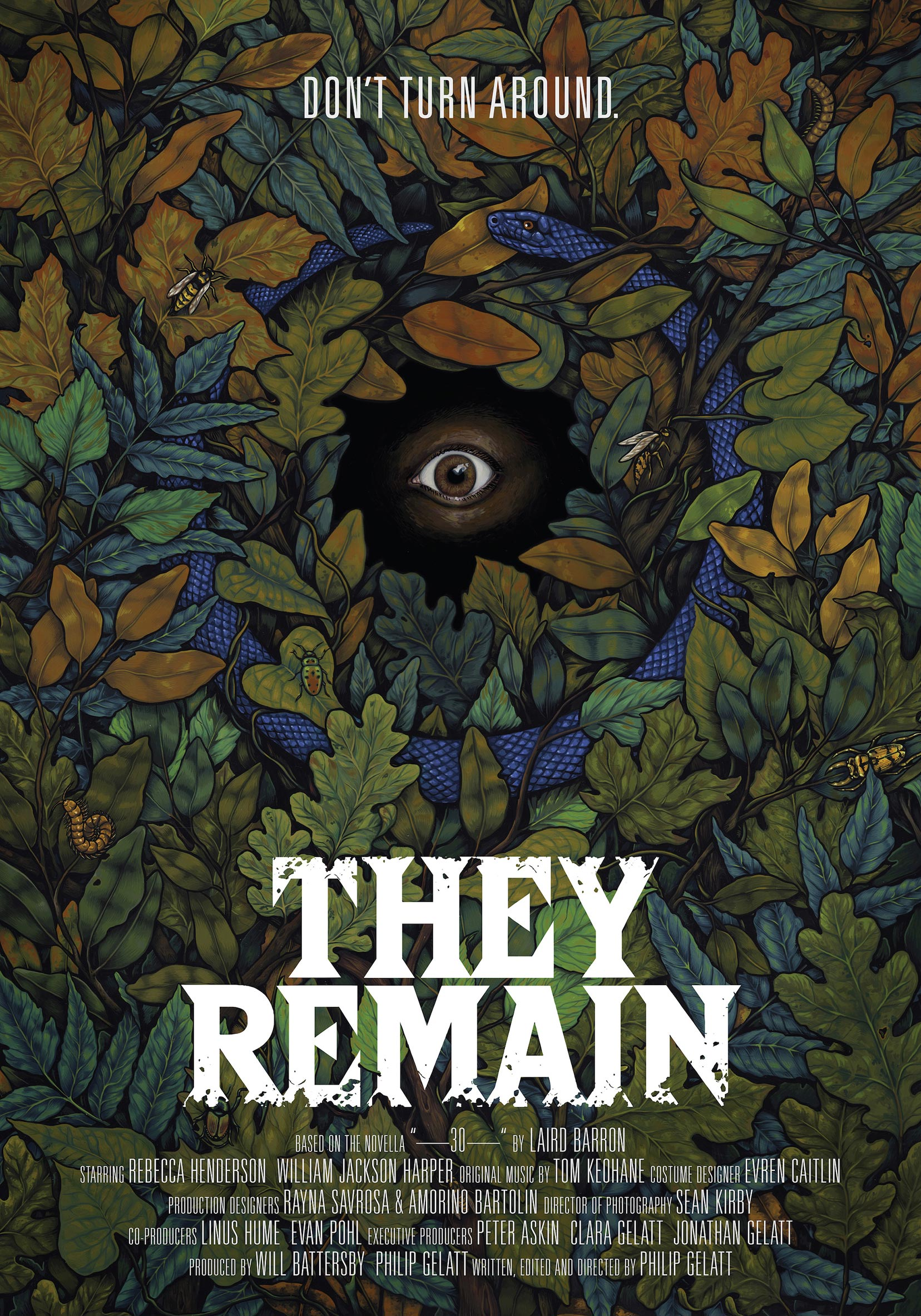 They Remain Poster #1