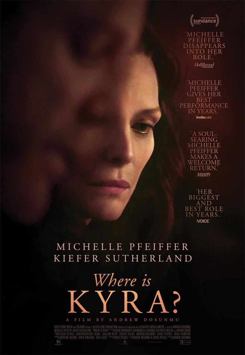 Where Is Kyra? Poster #1
