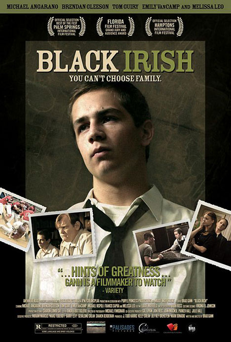 Black Irish Poster #1