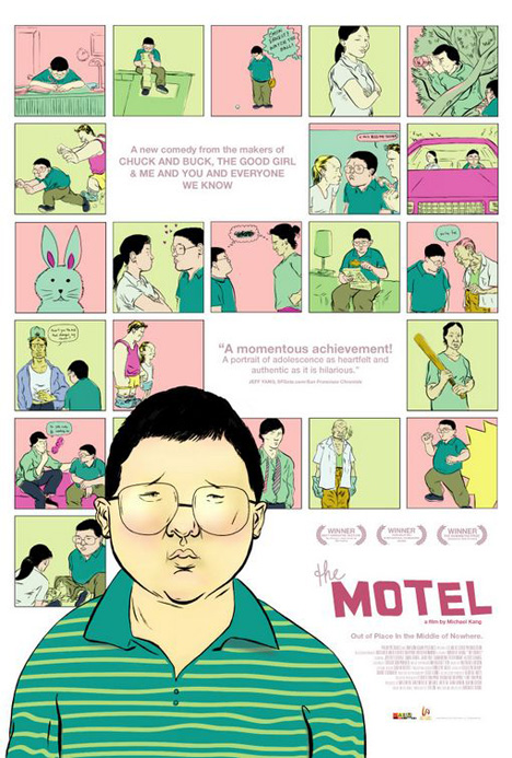 The Motel Poster #1
