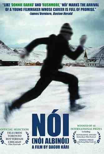Nói albínói Poster #1