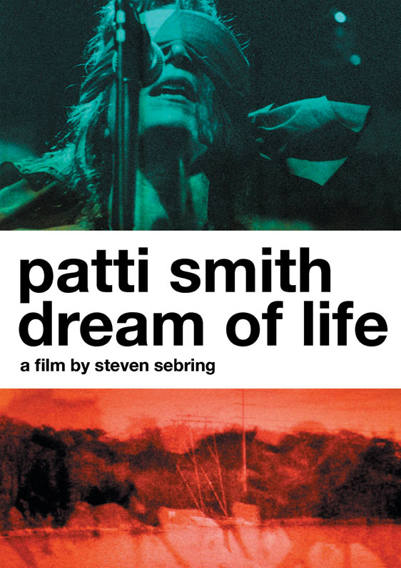 Patti Smith: Dream of Life Poster #1