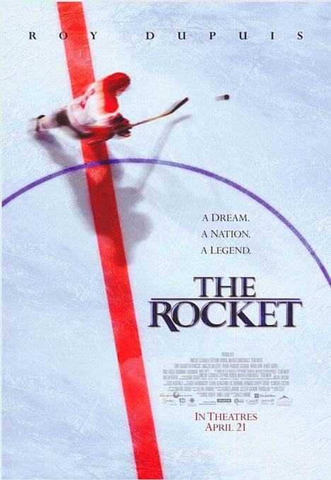 The Rocket: The Legend of Rocket Richard Poster #1