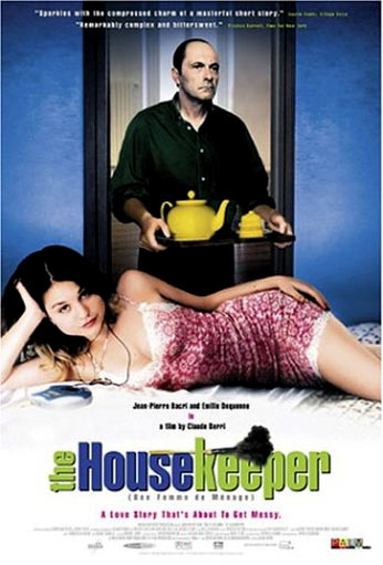 The Housekeeper Poster #1