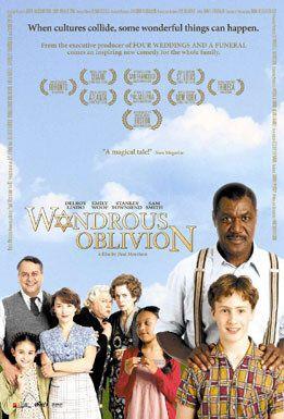 Wondrous Oblivion Poster #1