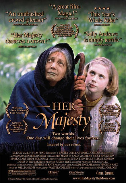 Her Majesty Poster #1