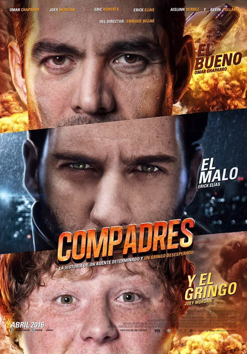 Compadres Poster #1