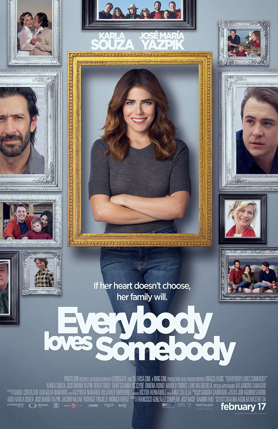 Everybody Loves Somebody Poster #1