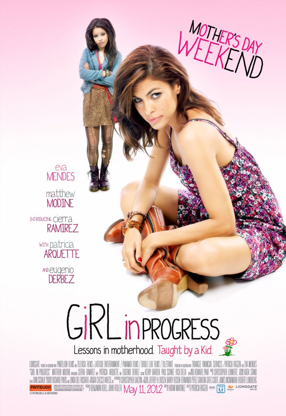 Girl in Progress Poster #2