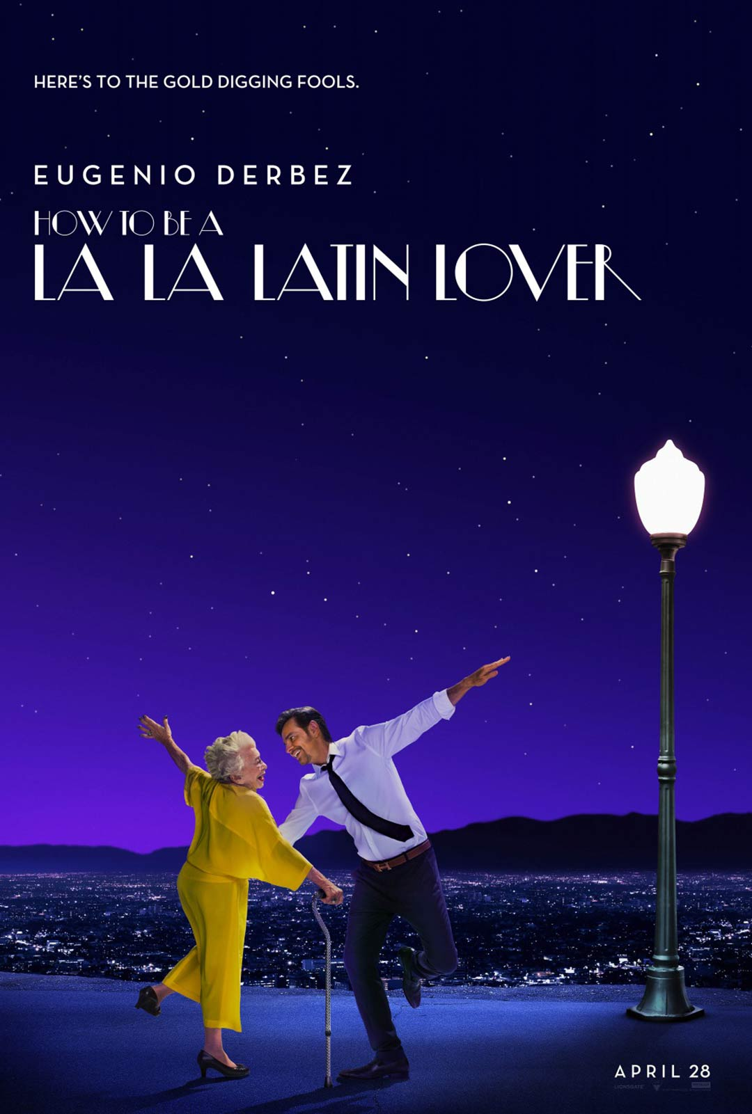 How to Be a Latin Lover Poster #3