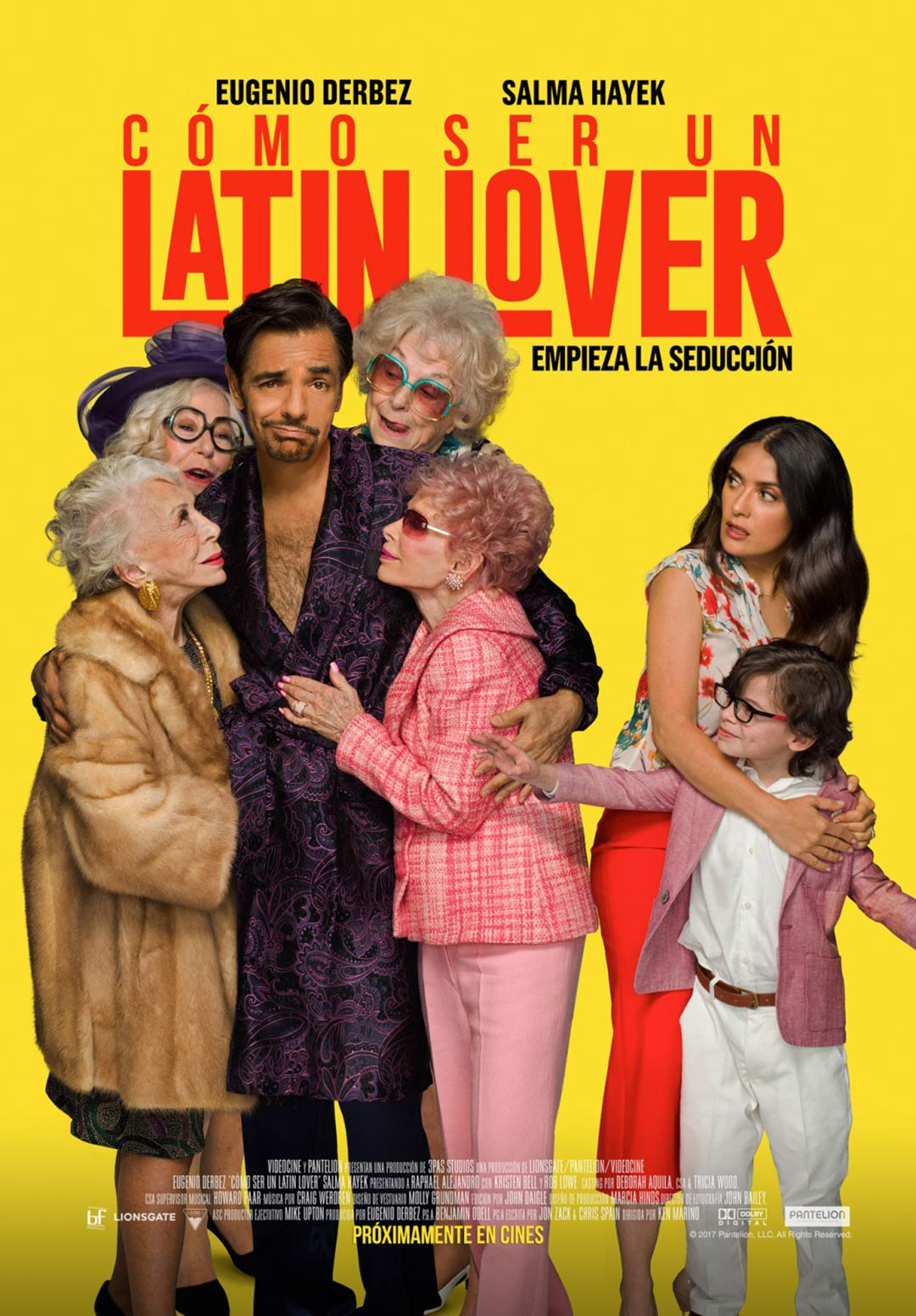 How to Be a Latin Lover Poster #5