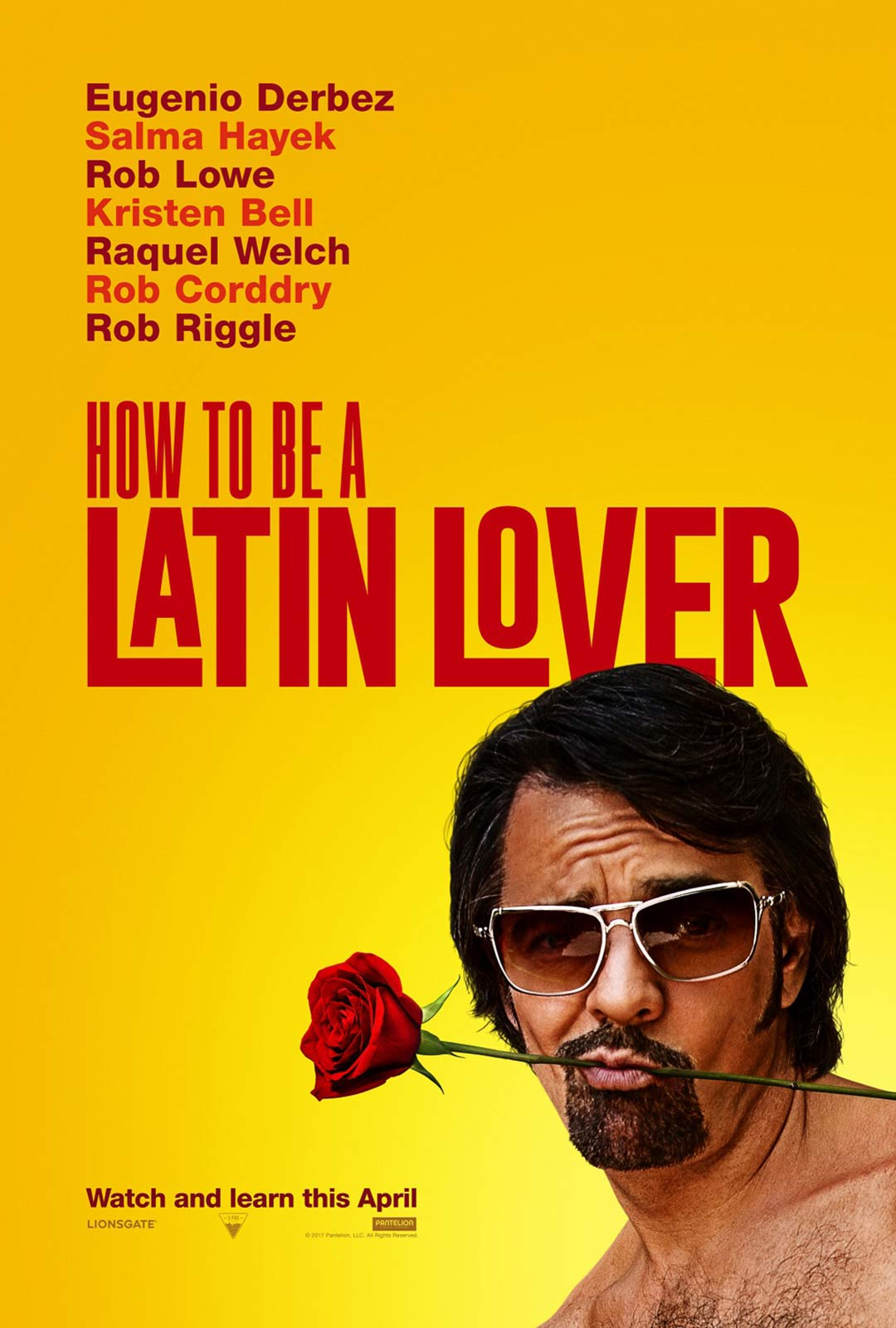 How to Be a Latin Lover Poster #1