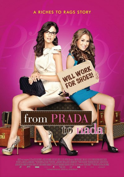 From Prada to Nada Poster #2