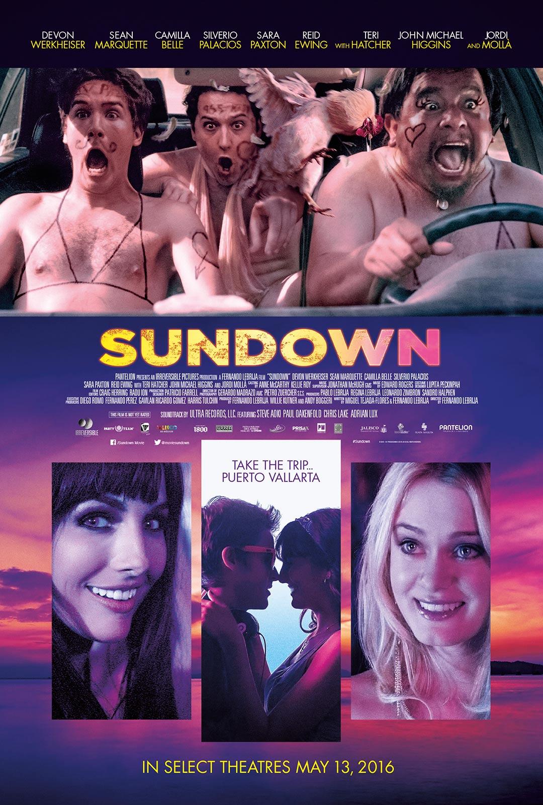 Sundown Poster #1