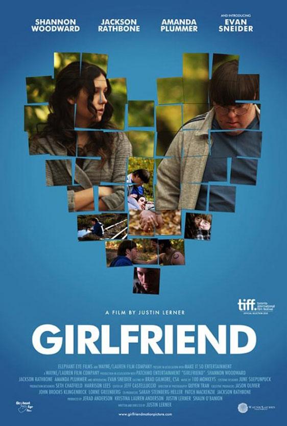 Girlfriend Poster #2