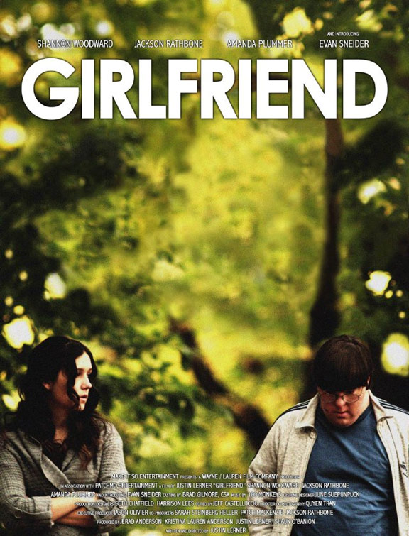 Girlfriend Poster #1