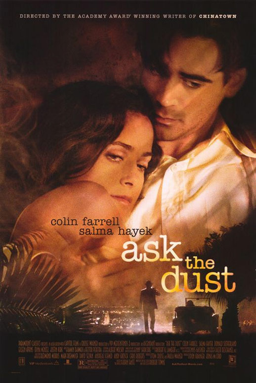 Ask the Dust Poster #1