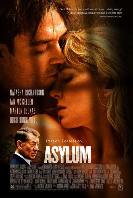 Asylum Poster #1