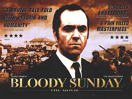 Bloody Sunday Poster #2