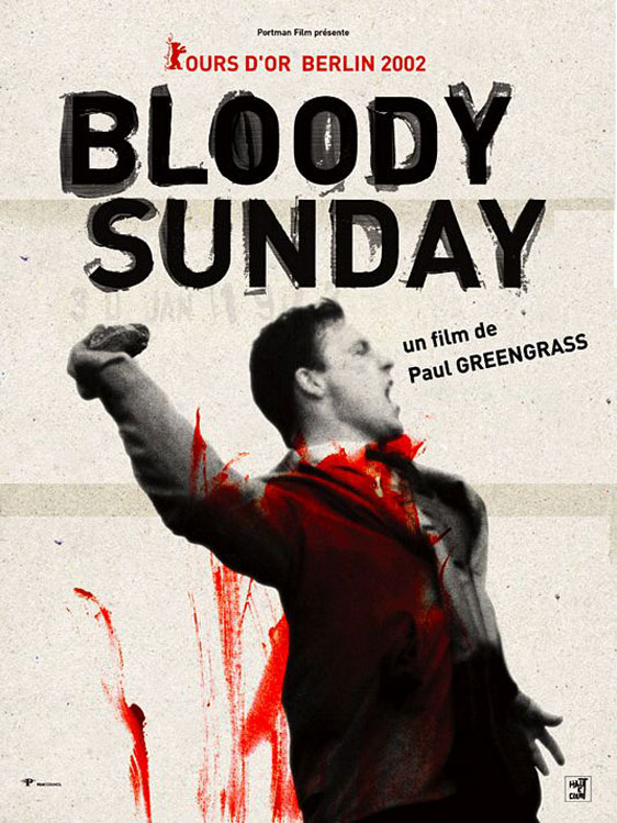 Bloody Sunday Poster #3