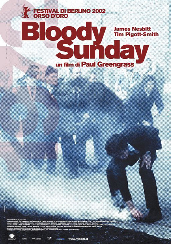 Bloody Sunday Poster #4