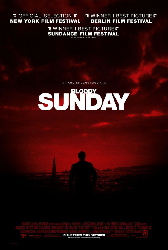 Bloody Sunday Poster #1