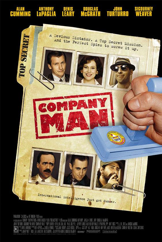 Company Man Poster #1