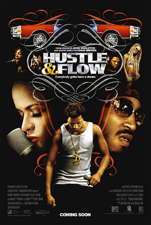 Hustle & Flow Poster #1