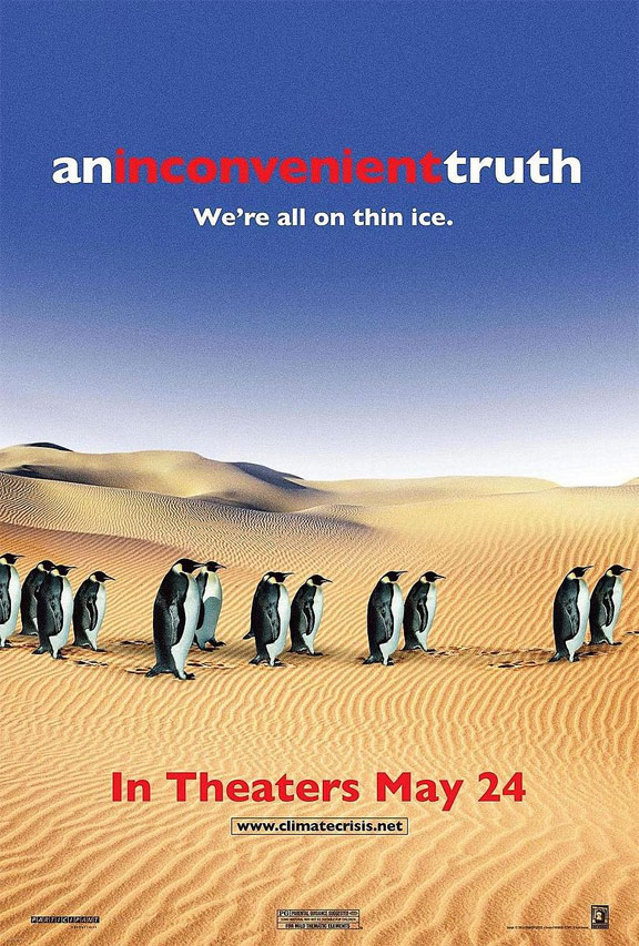 An Inconvenient Truth Poster #2