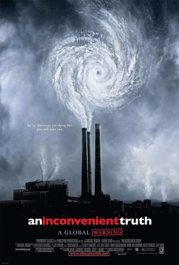 An Inconvenient Truth Poster #1