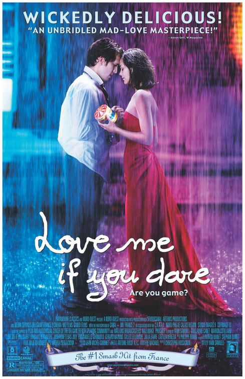 Love Me If You Dare Poster #1