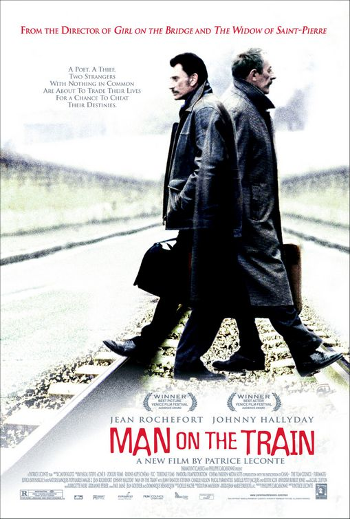 The Man on the Train Poster #1