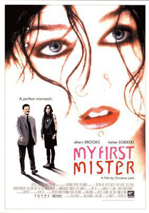 My First Mister Poster #2