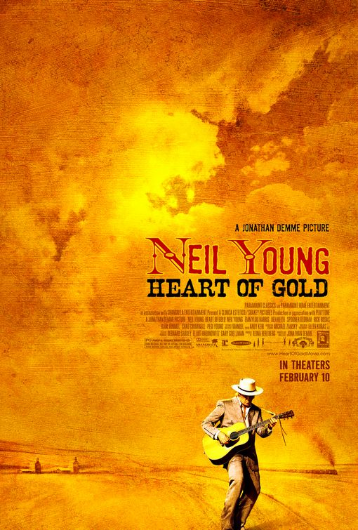Neil Young: Heart of Gold Poster #1